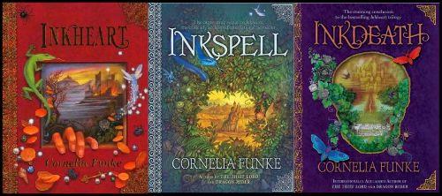 Inkheart Series: Worth Reading, Inkheart Series, Books Worth, Books Lists, Books Series, Inkheart Trilogy, Favorite Books, Great Books, Cornelia Funk