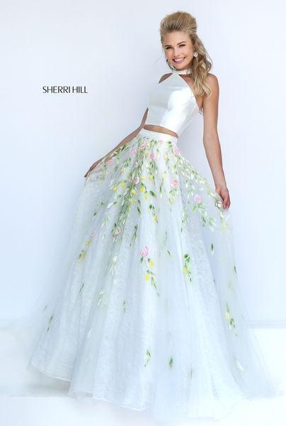 Sherri HIll #50196 Skirt Only