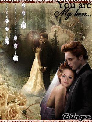 edward&bella wedding