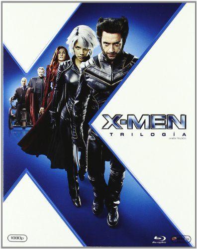X-Men Trilogy (Blu-Ray) (Import Movie) (European Format - Zone B2) (2009) Tyler Mane; Ian Mckellen;  @ niftywarehouse.com #NiftyWarehouse #Xmen #Marvel #X-Men #Comics #Geek #ComicBooks