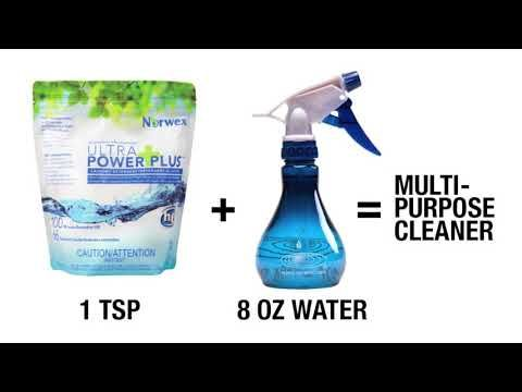 Norwex Upp Laundry Detergent The Most Powerful Multi Purpose