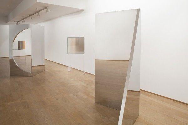 Copenhagen born, Jeppe Hein's Mirror Works