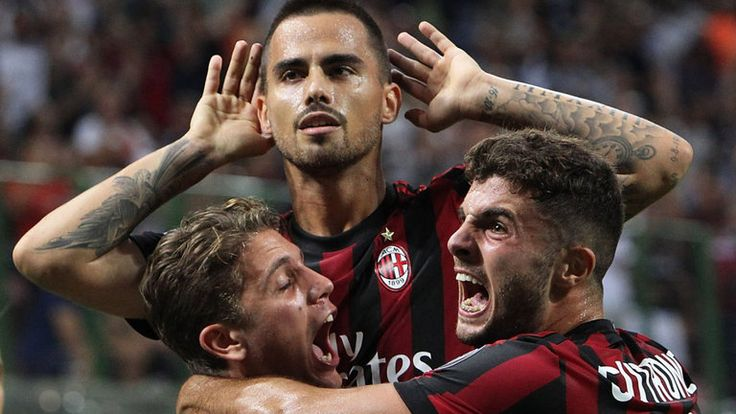 AC Milan needed a last-gasp goal to edge a 3-2 Europa League victory against Rijeka at the San Siro to stay top of Group D.  The Croatian minnows looked like they had snatched an unlikely point when Josip Elez held his nerve to score a 90th-minute penalty but the seven-time European champions broke Rijeka hearts with Patrick Cutrone's strike in the fourth minute of time added on.  www.ae6688.com