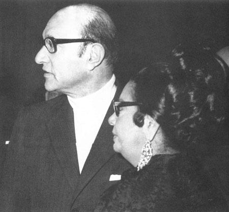 Umm Kulthum with mohammed abdelwahhab the maestro of generations