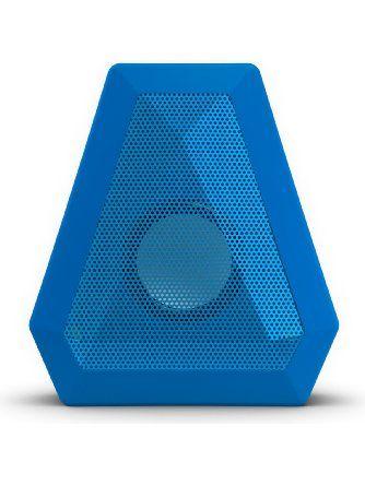 Boombotix - Boombot Mini, The Small Speaker that Packs a Big Punch, Pacific Blue ❤ Boombotix