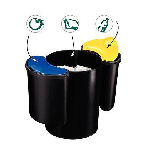 les 25 meilleures id es de la cat gorie poubelle de bureau. Black Bedroom Furniture Sets. Home Design Ideas
