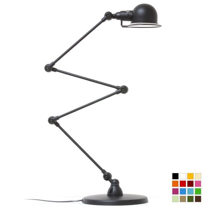 ZICK-ZACK+Gelenk-Stehlampe+SIGNAL+SI433 von Jieldé