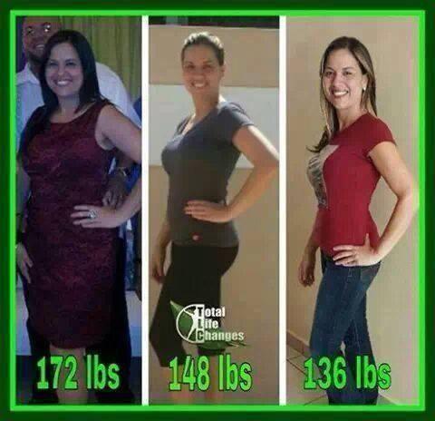 body result after diet