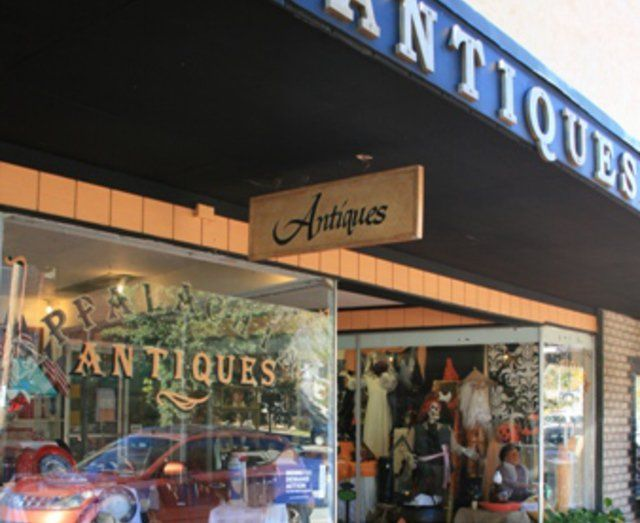 You Can Find Amazing Antiques At These 10 Places In North Carolina