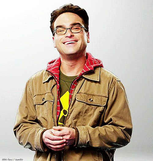 Leonard Big Bang Theory