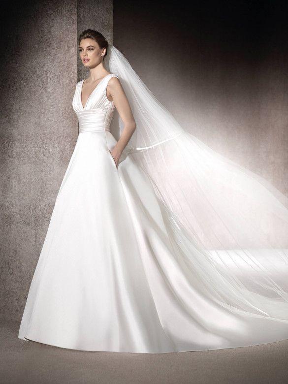 Brautkleid Prinzessin Mayo