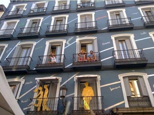 Hostal Madrid por Ruth Pérez Chávez