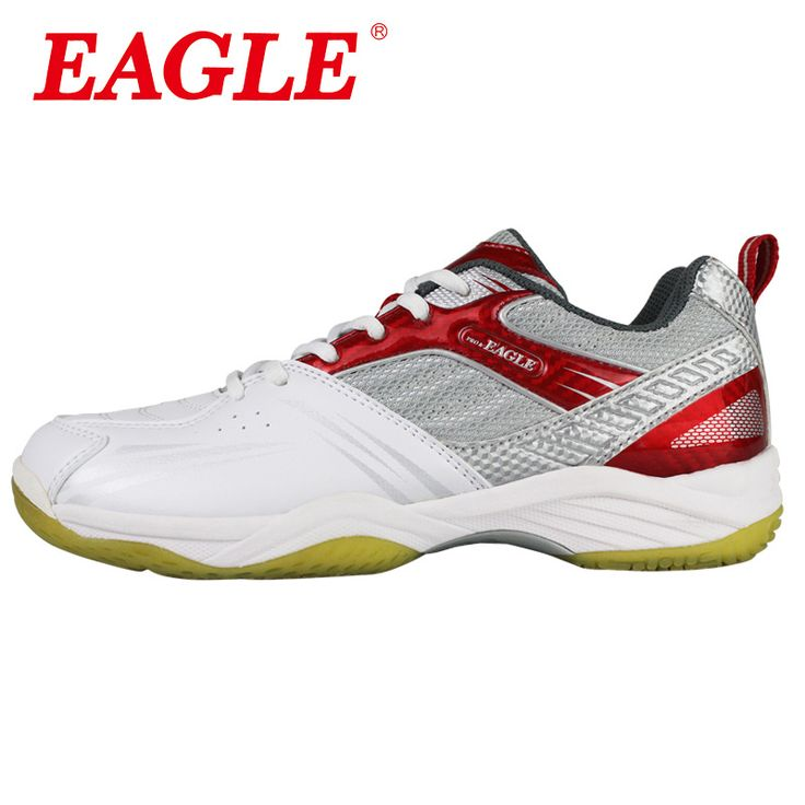 2017 men and women Badminton Shoes Indoor Sport Sneakers Anti-slippery Badminton Training Shoes Leather Indoor Sneakesr