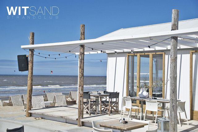 Strandhuis Witsand Noordwijk | Flickr - Fotosharing!