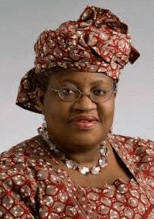 Gist At Your Doorstep: Dr Okonjo-Iweala and Other Central Bank Officials ...