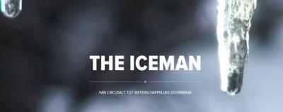 Online story op 1 vandaag van de wim hof methode alias The Iceman