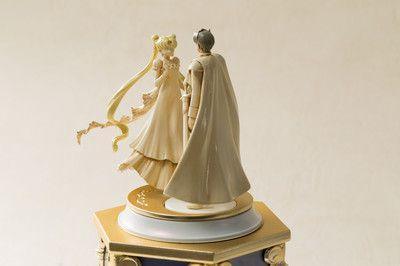 Crunchyroll - Tuxedo Mirage Memorial Ornament Proplica×Figuarts Zero Chouette - Sailor Moon