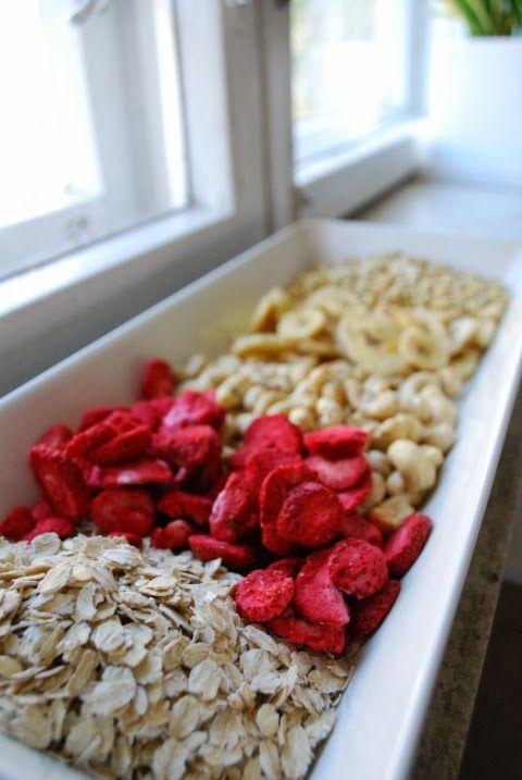 DecoDreamer's Diary: Home made granola