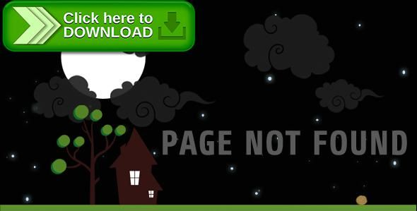 [ThemeForest]Free nulled download Lost in Night Animated 404 from http://zippyfile.download/f.php?id=19369 Tags: animated, black, error, error page, green, moving background, night