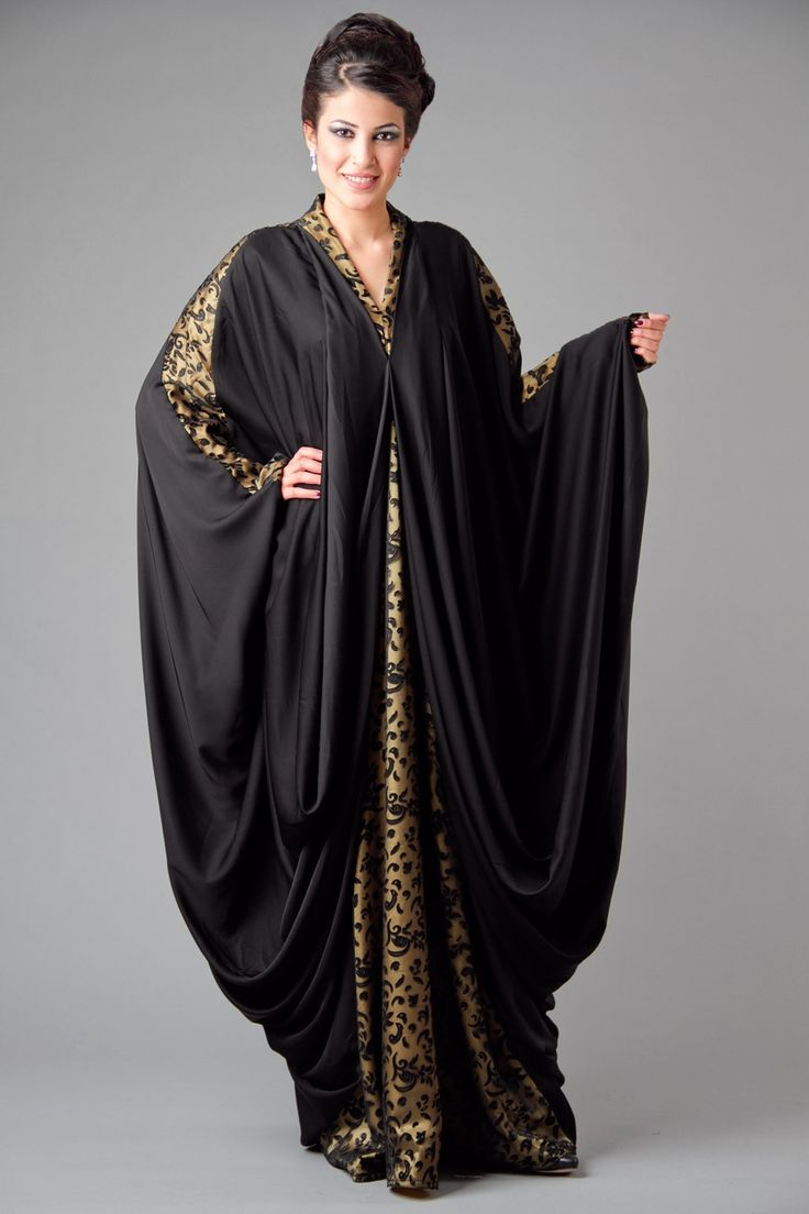 Abaya Dress Pattern 11