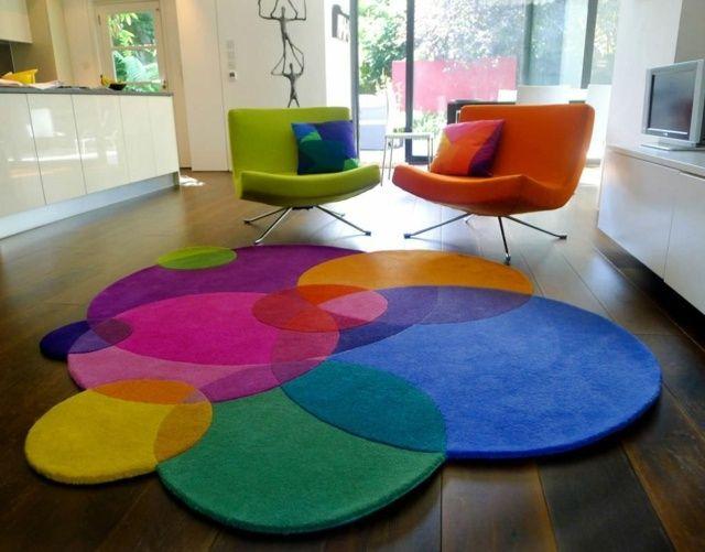design intérieur colorée | Chambre à coucher Chambre enfant Cuisines Design d'intérieur Objets ...