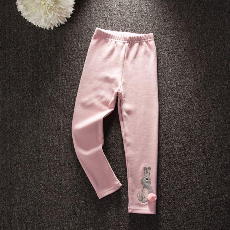 >> Click to Buy << Fashion Winter Toddler Girls Leggings Thick Girls Warm Pants Kids Baby Girls Pants LeggingsTrousers 2-6Years #Affiliate