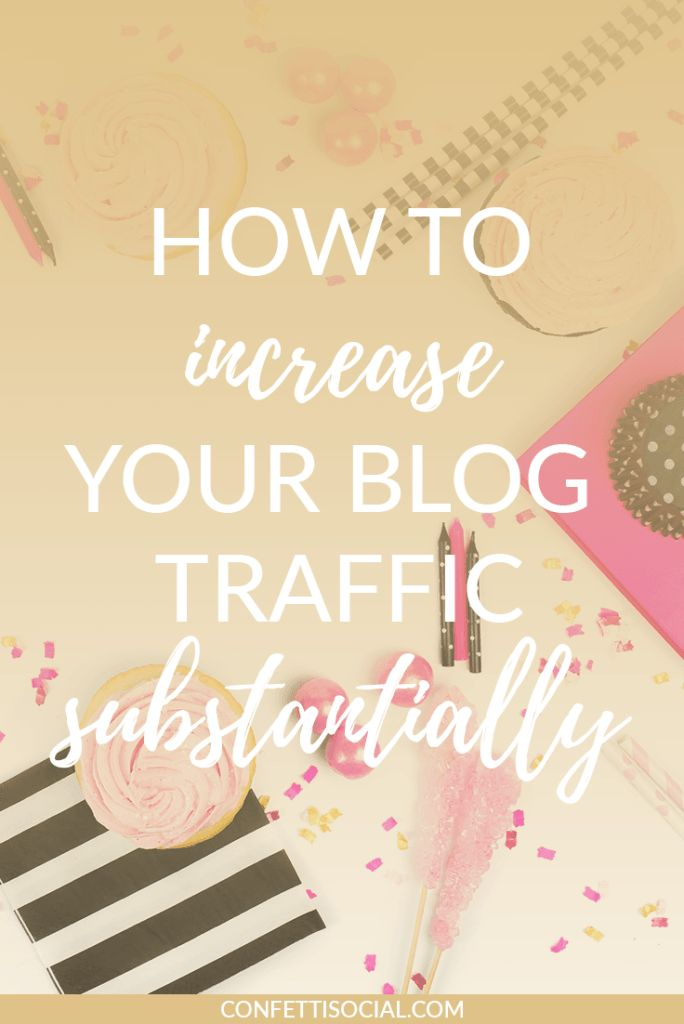 Want to increase your website traffic substantially? Then look no further! I'm sharing some handy tips and tricks on how to do just that.