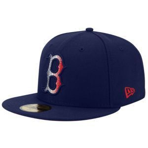 MLB Boston Red Sox New Era 59Fifty Faded-A-Grade Fitted Hat