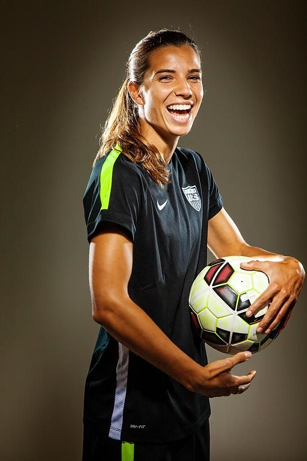 Tobin Heath❤️❤️I love her so much❤️thank you god for allowing tobin to be a roll model for me in my life❤️❤️ god bless you