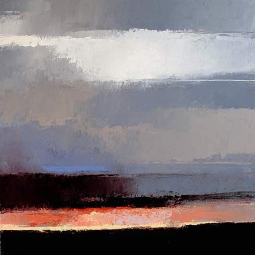 Irma Cerese - Contemporary Artist - Abstract Art & Landscape - Woodstock No.2
