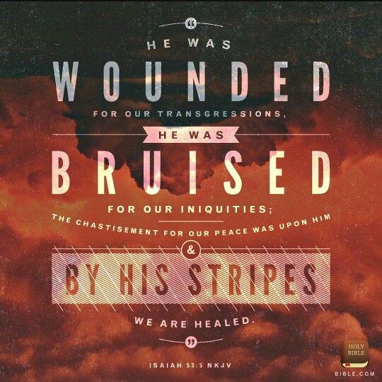 Isiah 53-5