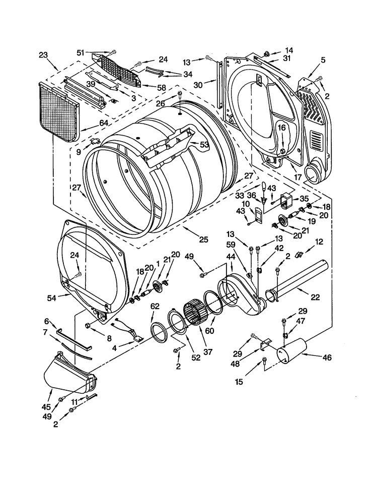 Kenmore Elite Wiring Diagram, Wiring Diagram For Kenmore Gas Dryer Model 110