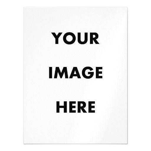 Put Your Own Image Here! Customizable Template