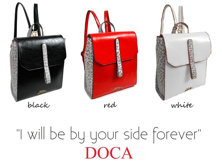 DOCA #SS15 Collection Τσάντες πλάτης από την νέα συλλογή #DOCA σε ποικιλία χρωμάτων & σχεδίων! Δείτε περισσότερες προτάσεις στα DOCA Shops (https://www.doca.gr/el/doca-shops.html) & online: https://www.doca.gr/el/anoixi-kalokairi-15/tsantes/tsantes-platis-ss15