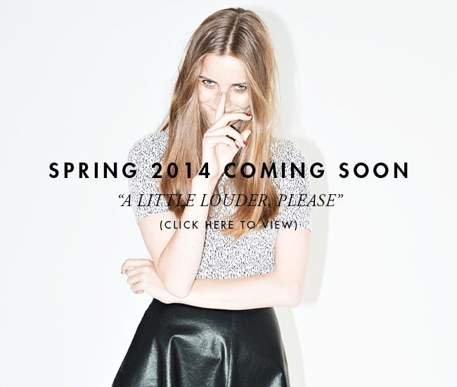 SPRING 2014 FRONT