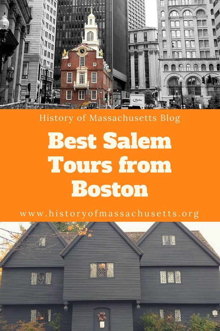 best salem tours from boston boston pinterest boston salem rh pinterest com