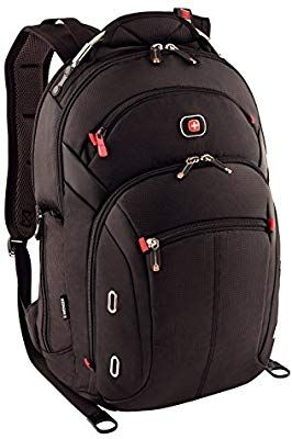 """Wenger 600627 GIGABYTE 15.4"""" MacBook Pro <b>Backpack</b> , Anti ..."""