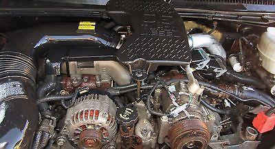 Chevy Silverado 2500 3500 Duramax ENGINE 6.6L Turbo Diesel LLY Vin 2 2004 2005