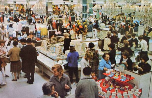 90 Best Hess S Department Store Memories Images On Pinterest