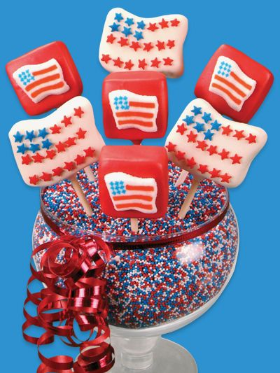 8 best images about fourth of july by lucks on pinterest for American flag cake decoration