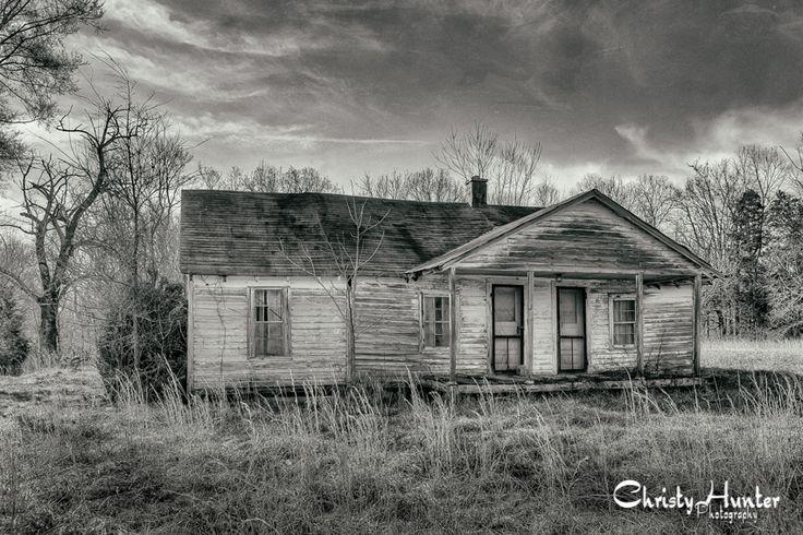 Abandoned house near Pinson, TN.