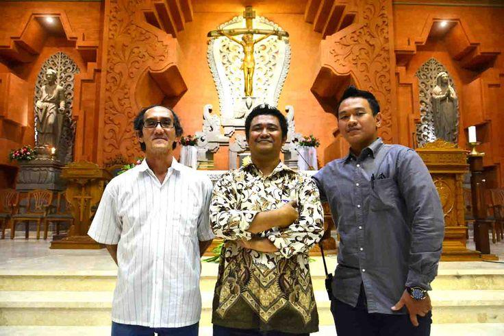 the scientist soundman keuskupan bali