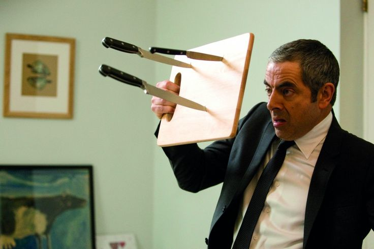 Johnny English Reborn - Working Title Films