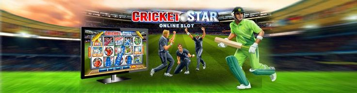 Win a ticket to a live cricket match to Melbourne, Australia! Play our latest slot, Cricket Star & you could be the winner of this amazing offer only at Top Slot Site! http://www.topslotsite.com/promotions/cricket-star/