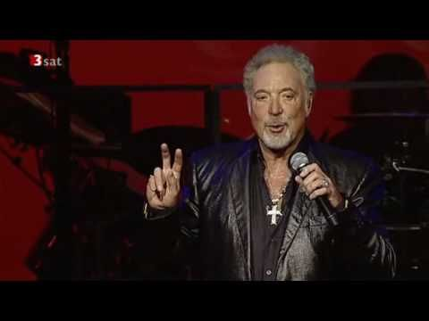 Tom Jones - Mama Told Me Not To Come (AVO SESSION 2009) - YouTube