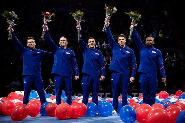 Dream come true. Couldn't have done it without all the support around me. Wife, family, teammates, coaches. Thank you for all the congrats and best wishes. I can't keep up with all of them but thank you! The work continues! #RoadToRio CONGRATULATIONS 2016 OLYMPIC TEAM!!!