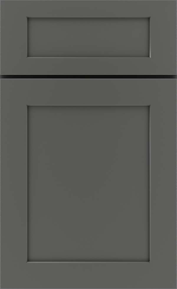 A Gorgeous Dark Gray Cabinet Color Moonstone Diamond Cabinets
