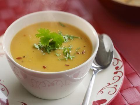 Pittig soepje