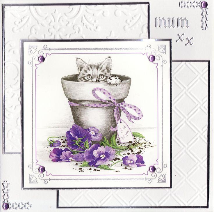 'Mum xx' Card