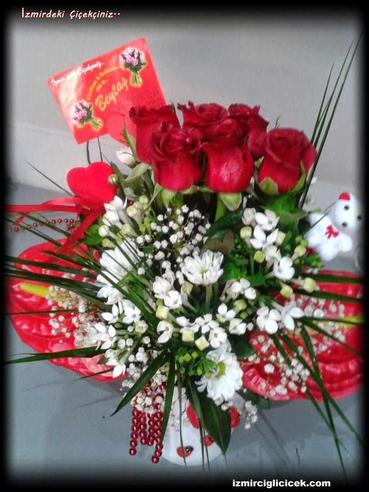 izmir çiğli beytaş çiçekçilik: çiçek siparişi izmir http://www.izmirciglicicek.com